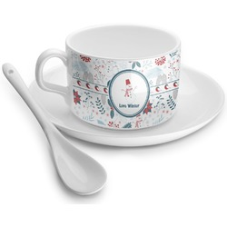 Winter Tea Cup (Personalized)