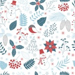Winter Wallpaper & Surface Covering