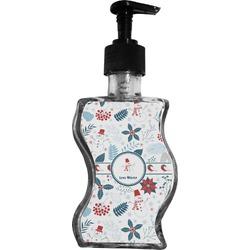 Winter Wave Bottle Soap / Lotion Dispenser (Personalized)