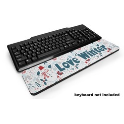 Winter Keyboard Wrist Rest (Personalized)