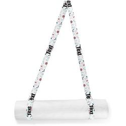 Winter Yoga Mat Strap (Personalized)
