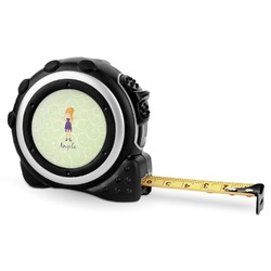Custom Character (Woman) Tape Measure - 16 Ft (Personalized)