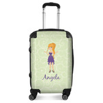 Custom Character (Woman) Suitcase (Personalized)