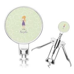 Custom Character (Woman) Corkscrew (Personalized)