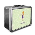 Custom Character (Woman) Lunch Box (Personalized)