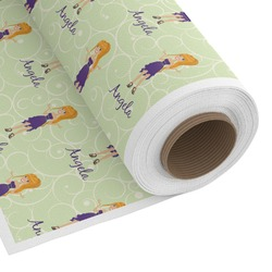 Custom Character (Woman) Custom Fabric - PIMA Combed Cotton (Personalized)