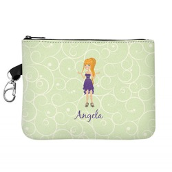Custom Character (Woman) Golf Accessories Bag (Personalized)