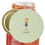 Custom Character (Woman) Jar Opener (Personalized)