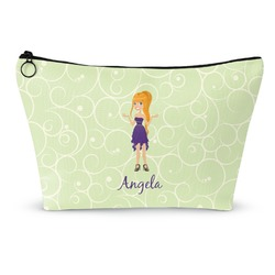 Custom Character (Woman) Makeup Bags (Personalized)