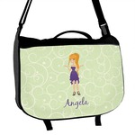 Custom Character (Woman) Messenger Bag (Personalized)
