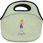 Custom Character (Woman) Lunch Bag (Personalized)
