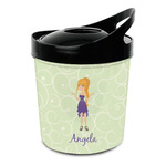 Custom Character (Woman) Plastic Ice Bucket (Personalized)