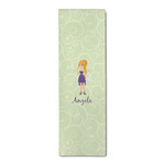 Custom Character (Woman) Runner Rug - 3.66'x8' (Personalized)