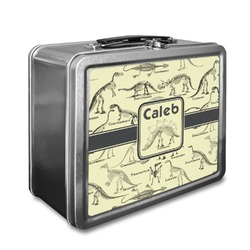 Dinosaur Skeletons Lunch Box (Personalized)
