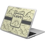 Dinosaur Skeletons Laptop Skin - Custom Sized (Personalized)