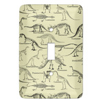 Dinosaur Skeletons Light Switch Covers (Personalized)