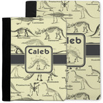 Dinosaur Skeletons Notebook Padfolio w/ Name or Text