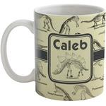 Dinosaur Skeletons Coffee Mug (Personalized)