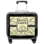 Dinosaur Skeletons Pilot / Flight Suitcase (Personalized)