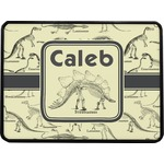 Dinosaur Skeletons Rectangular Trailer Hitch Cover (Personalized)
