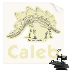 Dinosaur Skeletons Sublimation Transfer (Personalized)