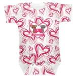 Valentine's Day Baby Bodysuit (Personalized)