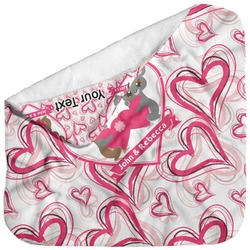 Valentine's Day Baby Hooded Towel (Personalized)