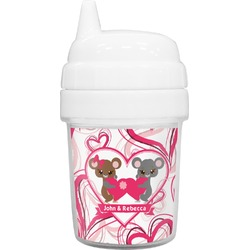 Valentine's Day Baby Sippy Cup (Personalized)