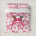Valentine's Day Duvet Covers (Personalized)