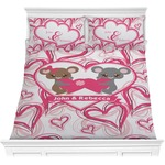 Valentine's Day Comforters (Personalized)