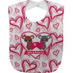 Valentine's Day Baby Bib (Personalized)
