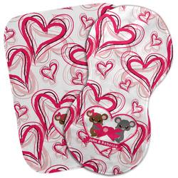 Valentine's Day Burp Cloth (Personalized)