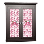 Valentine's Day Cabinet Decal - Custom Size (Personalized)