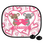 Valentine's Day Car Side Window Sun Shade (Personalized)