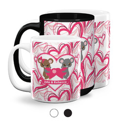 Valentine's Day Coffee Mugs (Personalized)