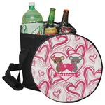 Valentine's Day Collapsible Cooler & Seat (Personalized)