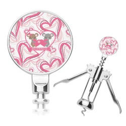 Valentine's Day Corkscrew (Personalized)