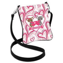 Valentine's Day Cross Body Bag - 2 Sizes (Personalized)
