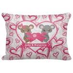 "Valentine's Day Decorative Baby Pillowcase - 16""x12"" (Personalized)"