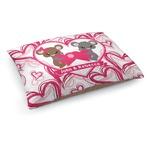 Valentine's Day Dog Bed (Personalized)