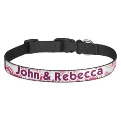 Valentine's Day Dog Collar (Personalized)
