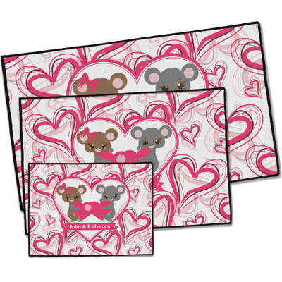 Valentine's Day Door Mat (Personalized)
