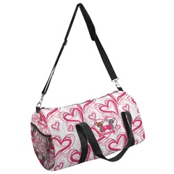 Valentine's Day Duffel Bag - Multiple Sizes (Personalized)
