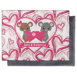 Valentine's Day Microfiber Screen Cleaner (Personalized)
