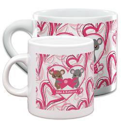 Valentine's Day Espresso Cups (Personalized)
