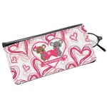 Valentine's Day Genuine Leather Eyeglass Case (Personalized)