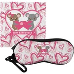 Valentine's Day Eyeglass Case & Cloth (Personalized)