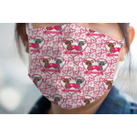 Valentine's Day Face Mask Cover (Personalized)