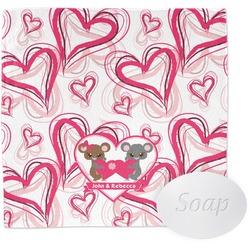 Valentine's Day Washcloth (Personalized)