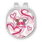 Valentine's Day Golf Ball Marker - Hat Clip